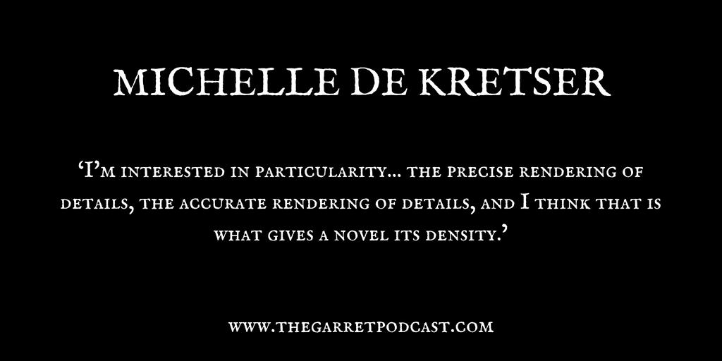 Michelle de Kretser_The Garret_Quote 3