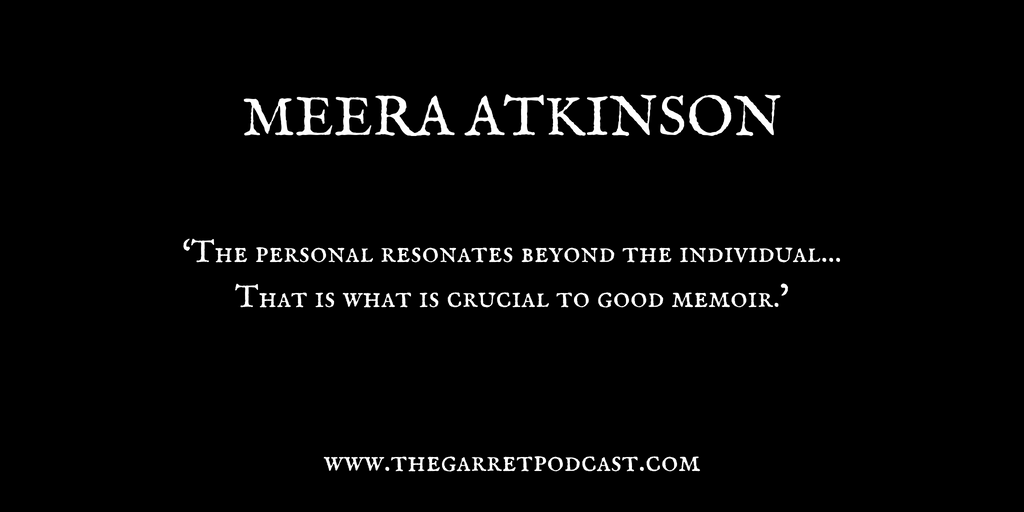 Meera Atkinson_The Garret_Quote_1