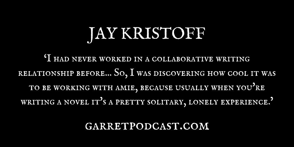 Jay Kristoff_The Garret_Quote 2