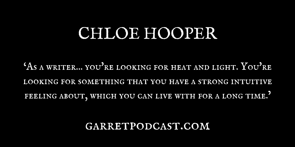 Chloe Hooper_The Garret_Quote 1