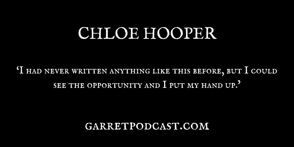 Chloe Hooper_The Garret_Quote 2