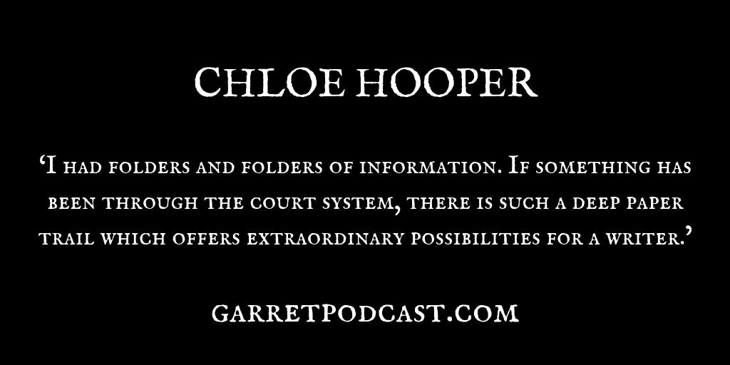 Chloe Hooper_The Garret_Quote 4