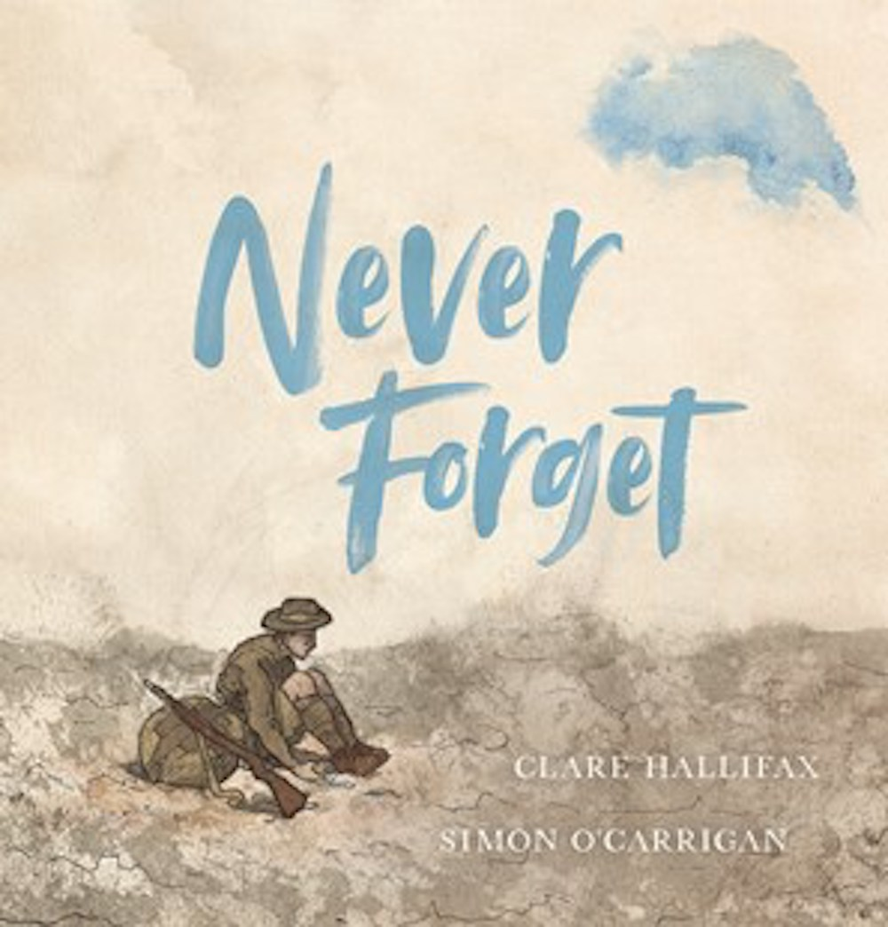 Never Forget_Review_The Garret