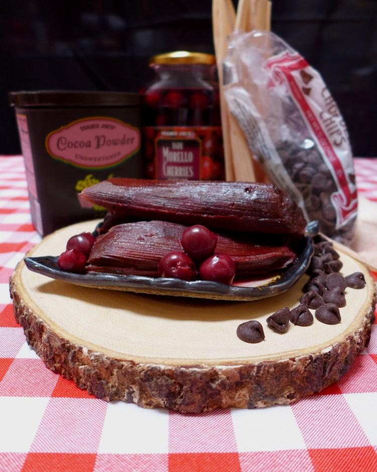 Phoenix Chocolate Cherry Tamales