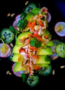 Avocado with Pikliz
