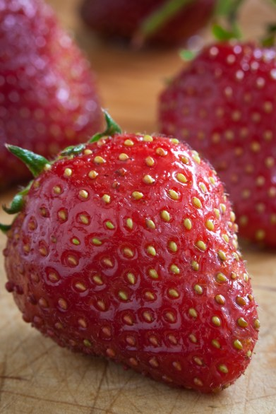 Strawberries with Marsala Zabaglione-8042