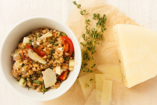 Mediterranean Barley Salad with Pecorino-2
