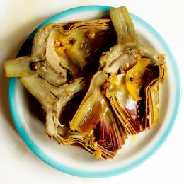 Braised Artichokes TGF - 31