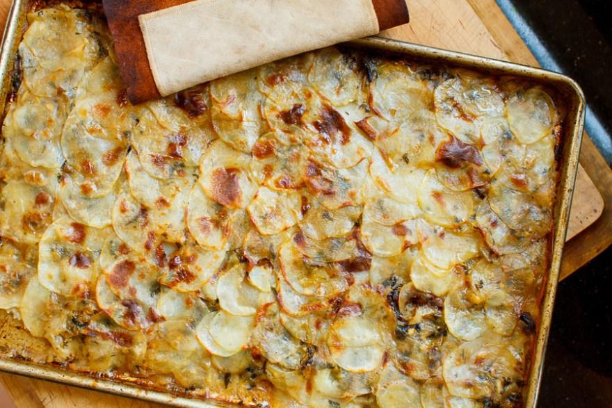 Boulangère Potatoes TGF-22