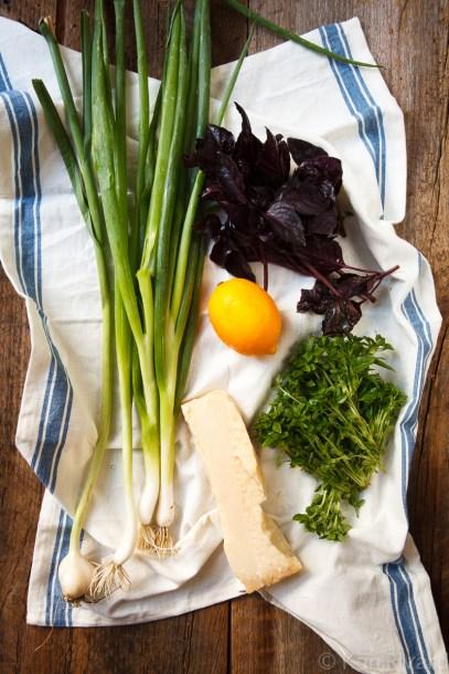 Summer squash salad-7836