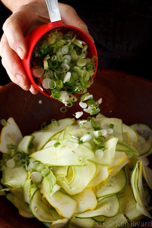 Summer squash salad-8047