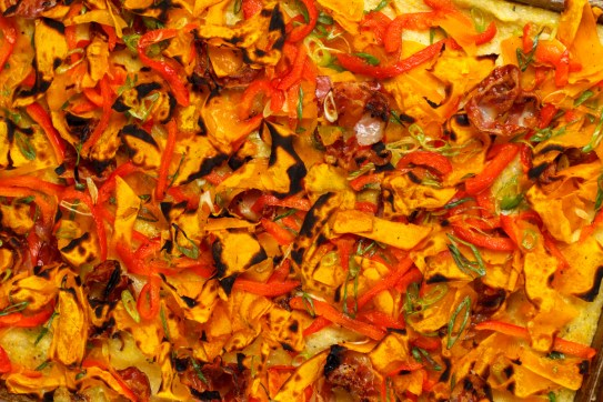 Polenta with Autumn Squash-0295