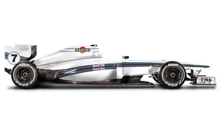 Williams Martini Racing 1