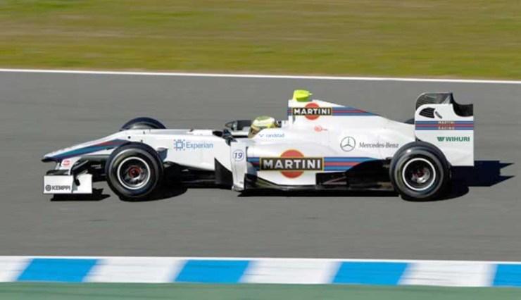 Williams Martini Racing 2