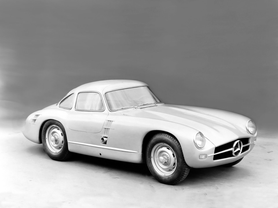 Mercedes-Benz 300 SL a