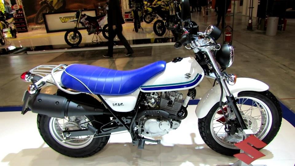 Suzuki Van Van RV 125
