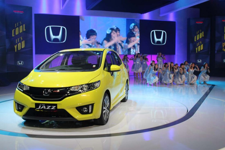 Honda All New Jazz d