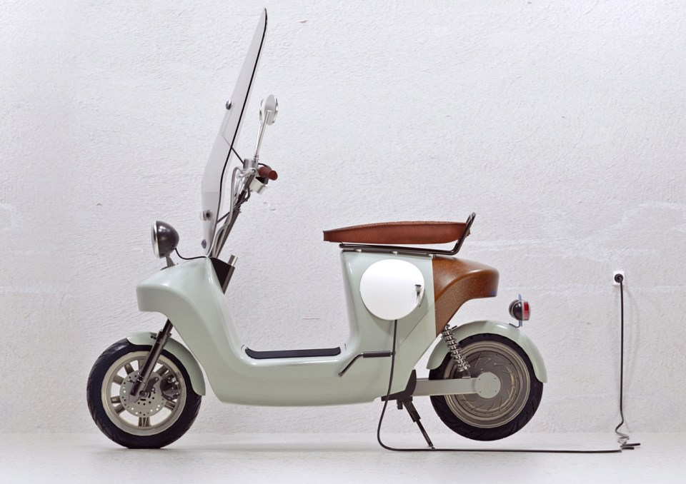 Be.e-frameless-biocomposite-electric-scooter-design-by-waarmakers-1-copy