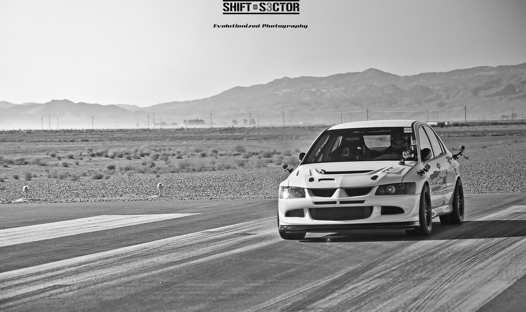 evo english racing