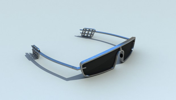 CONCEPTUAL CLASSIC CAR-INSPIRED SUNGLASSES 9