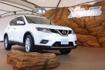 Nissan X-Trail Hybrid GIIAS 2015