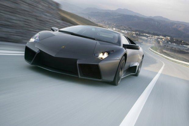Bull Name Lamborghini 'Reventón'