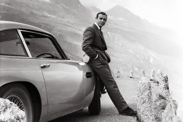 James Bond Cars