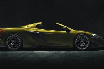 McLaren 657 LT Spider