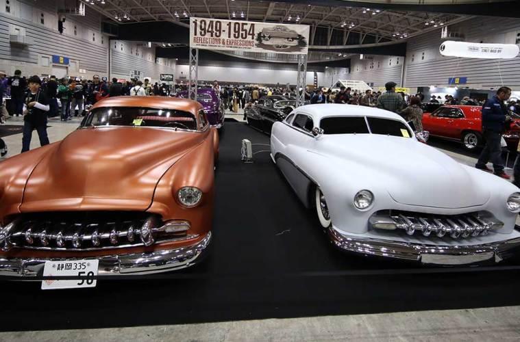 Yokohama-Hot-Rod-Custom-Show-2015-1949---1954-Reflections-&-Expressions
