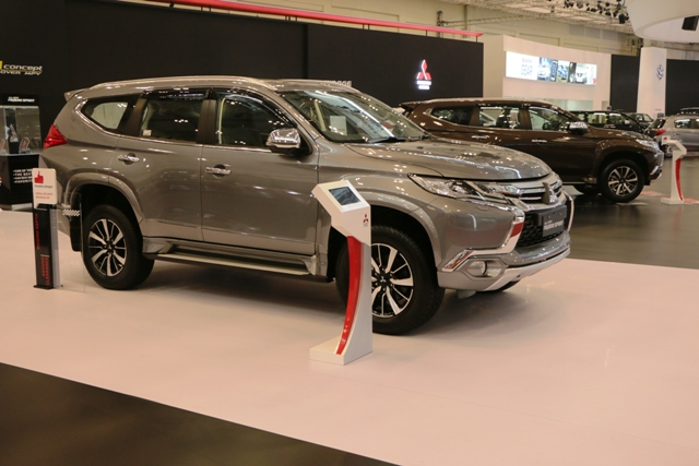 D7 All New Pajero Sport L.E
