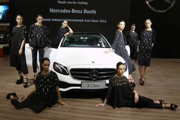 Mercedes-Benz, Mercedes-Benz Indonesia, Mercedes-Benz Distribution Indonesia, GIIAS, GIIAS 2016, GAIKINDO, GAIKINDO Indonesia International Auto Show,