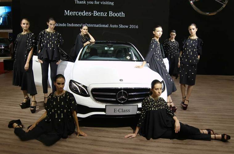 Mercedes-Benz, Mercedes-Benz Indonesia, Mercedes-Benz Distribution Indonesia, GIIAS, GIIAS 2016, GAIKINDO, GAIKINDO Indonesia International Auto Show,