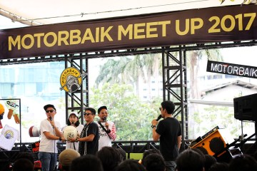 MotorBaik Meet Up 2017