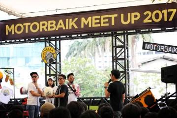 MotorBaik Meet Up 2017