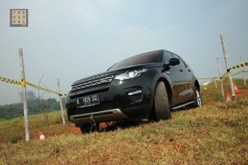 Begini Serunya Land Rover Experience Tour
