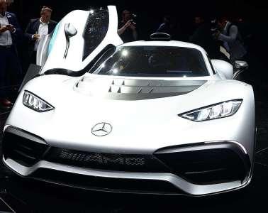 Frankfurt 2017 - Mercedes-AMG Project One