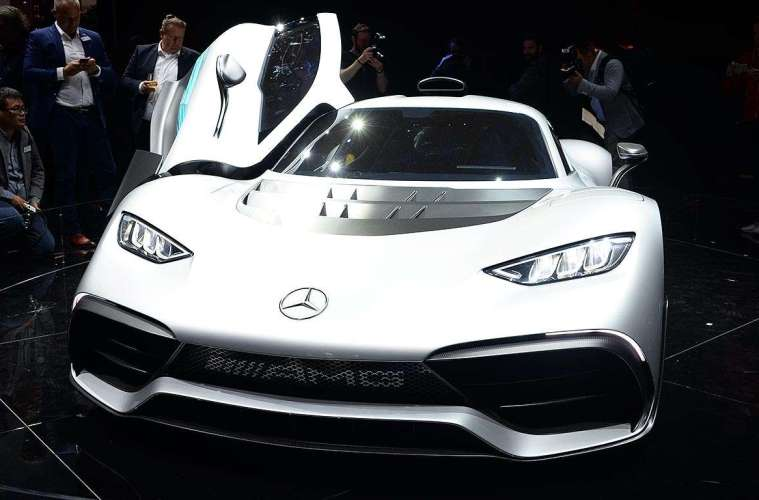 Frankfurt 2017 - Mercedes-AMG Project One