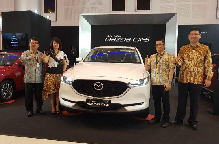 Mazda di GIIAS Surabaya 2017