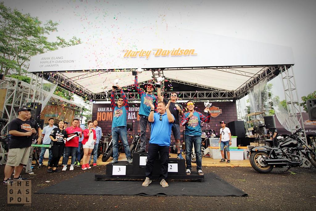 Indonesian Big Bike Drag Race Championship Serie 1
