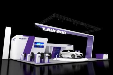 2017 Laufenn Booth at SEMA