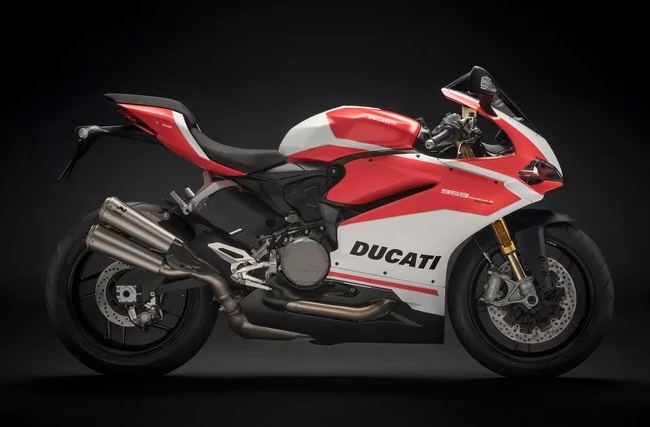 Motor Baru Ducati EICMA 2017 - Panigale 959