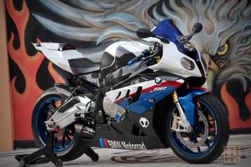Modifikasi BMW S1000RR