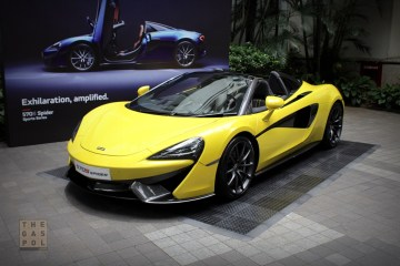 McLaren 570S Spider Indonesia