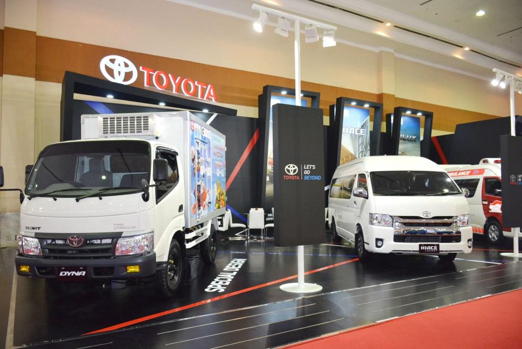 Toyota GIICOMVEC 2018 (2)