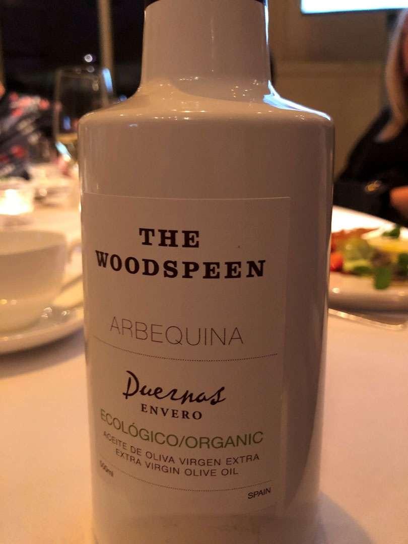 Award winning extra virgin olive oil