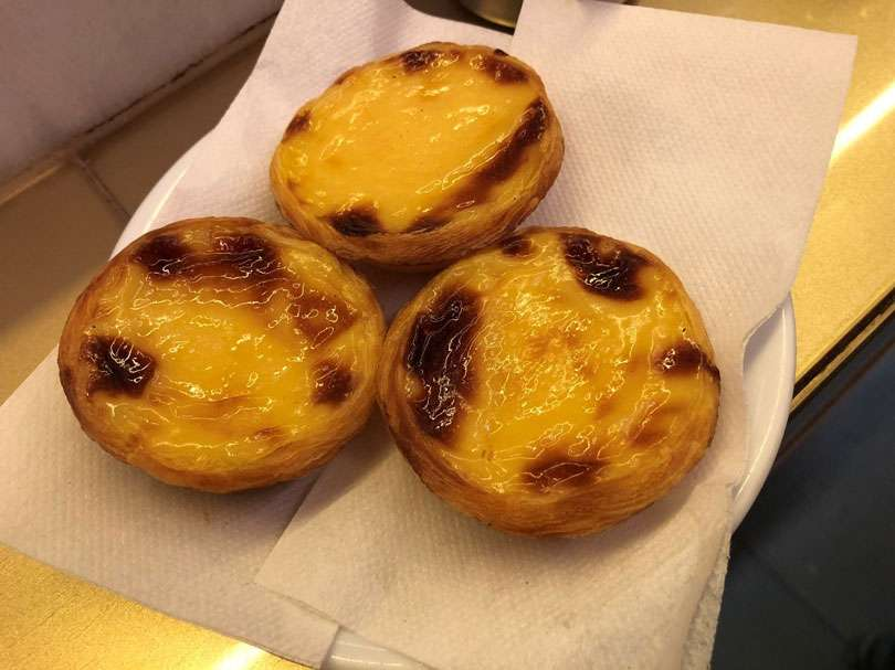 The finished tarts are extraordinary