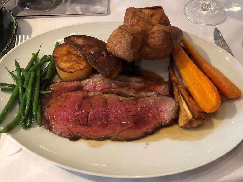 The Main Course