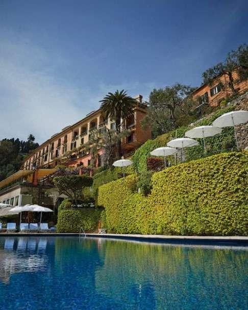 The Gastronome Restaurant Reviews - Belmond Splendido Hotel – La Terrazza Restaurant, Portofino, Italy