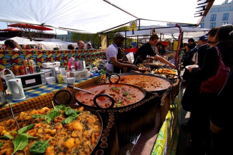 turkish lahmakun camden town-food