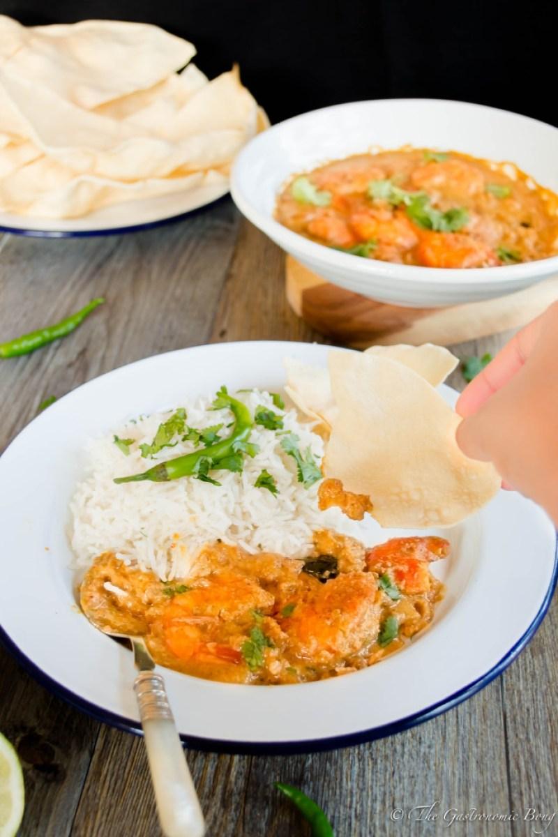 Goan Prawns Curry